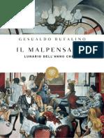Gesualdo Bufalino - Il malpensante.epub