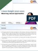IIFL - Union Budget - 20200202.pdf