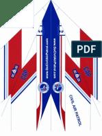 CAP Paper Airplane (2010)