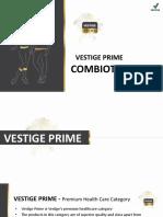 Vestige Prime Combiotics Ppt