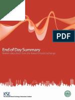 Endofday Product Brochure