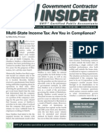 UHY Government Contractor Newsletter - November 2010