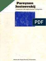 Dostojevskij Pareyson