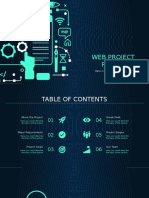 Web Project Proposal by Slidesgo
