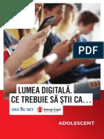 3 Lumea digitala