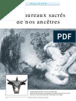 Symbolisme animaux - Les taureaux sacrés de nos ancètres.pdf
