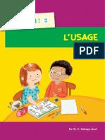 +2 French (C'est génial !) - L'Usage