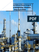 Petroleum Refinery Process Design and Na