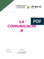 informe (2) la comunicación(2)