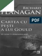 Richard Flanagan - Cartea cu peşti a lui Gould