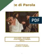 Sete di Parola - II Settimana di Pasqua_A.doc
