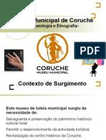Apresentação  Museu Municipal de Coruche1