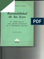 LINARES-La razonabilidad de las leyes (1)