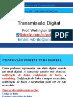 4. Transmissão Digital