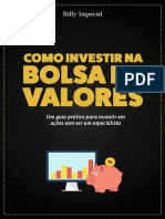 Como Investir na Bolsa de Valor - Billy Imperial