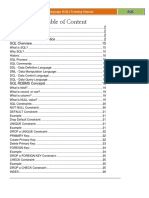 SQL – Oracle Structured Query Language (SQL) Training Manual.pdf