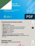 Presidencia - Plan Estrategico Codvid19