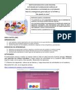 CCASTELLANO ACTIVIDADES DE FLEXIBILIZACIÃ_N CURRICULAR.