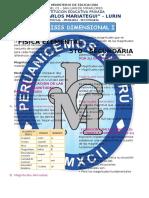5to Secundaria - Física - Analisis Dimensional i
