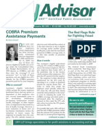 UHY Financial Management Newsletter - November 2009