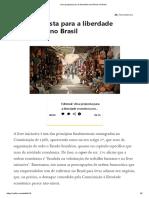 Uma Proposta para a Liberdade Econômica no Brasil
