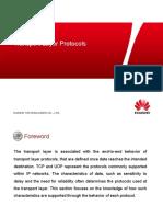 HC110110016 Transport Layer Protocols