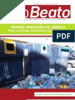 """Edição de Novembro / Dezembro do Boletim Informativo """"O Beato"""""""