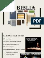 LA BIBLIA - EFI100