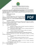 Edital 04-2019 (PROEN-PROEXT - Oferta de Estágio)