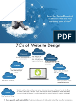 7 effective ways of Website design