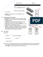 manufacturing note packet 2