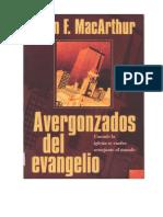 Avergonzados del Evangelio.pdf