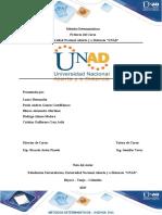 METÓDOS DETERMINISTICOS - 102016A_614 - CRISTIAN GUILLERMO CRUZ AVILA - Unidad 1 Tarea 1 - PLE, Modelos de transportes y asignación
