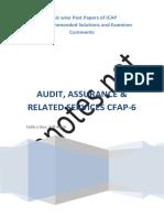 Audit Q&A bank