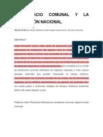 EL ESPACIO COMUNAL Y LA LIBERACIÓN NACIONAL - IRAIDA VARGAS[16533]