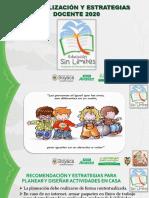 SENSIBILIZACIÓN Y ESTRATEGIAS DOCENTES.pdf INCLUSIVA