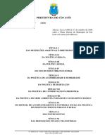 PROJETO DE LEI - ALTERA A LEI 4.669-2006 - PLANO DIRETOR DE SÃO LUÍS.pdf