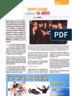 Grupo Leafar en la revista IT USERS