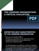 HRD 2 LEARNING ORGANISATION 5