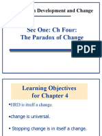 HRD 3 planned change