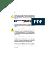 Motherboard Manual f e