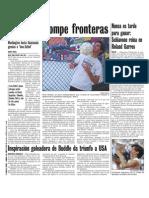 El Diario - El Futbol Rompe Fronteras