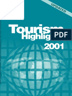 TOURISM HIGHLIGHTS 2001