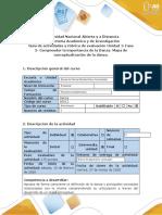 Guía de actividades y rúbrica de evaluación. Unidad 1 Fase 2- Comprender la importancia de la Danza. Mapa de conceptualización de la danza. (1).docx