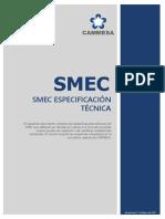 Especificación Técnica SMEC