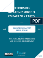 1. EFECTOS DEL SARS-COV-2 SOBRE EL EMBARAZO Y PARTO