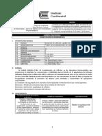 03 Syllabus - Taller de modelamiento de software
