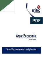 Conceptos claves de macroeconomia