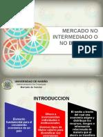 MERCADO NO INTERMEDIADO 1