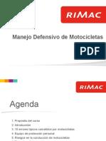 Manejo Defensivo de Motocicletas - RIMAC-convertido